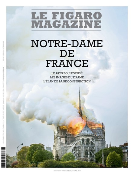 Figaro Magazine : Notre-Dame de France
