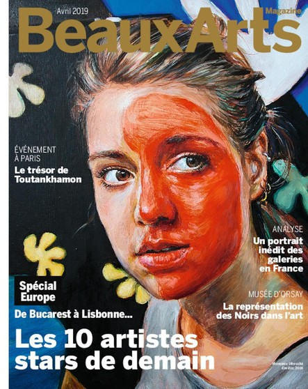 Beaux Arts Magazine - Avril 2019