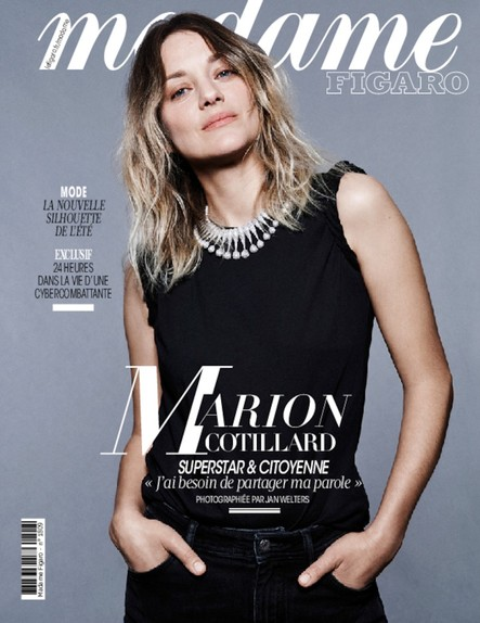 Madame Figaro - Avril 2019 - N°1809