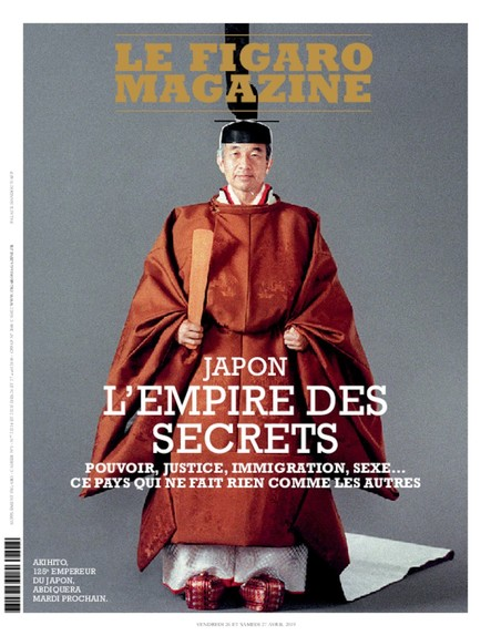 Figaro Magazine : Japon, l'Empire des Secrets