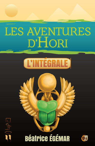 Les aventures d'Hori : L'Intégrale des 5 tomes de la saga