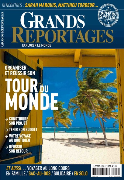 Grands reportages - Mars 2019