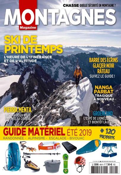 Montagnes Magazine - Mai 2019