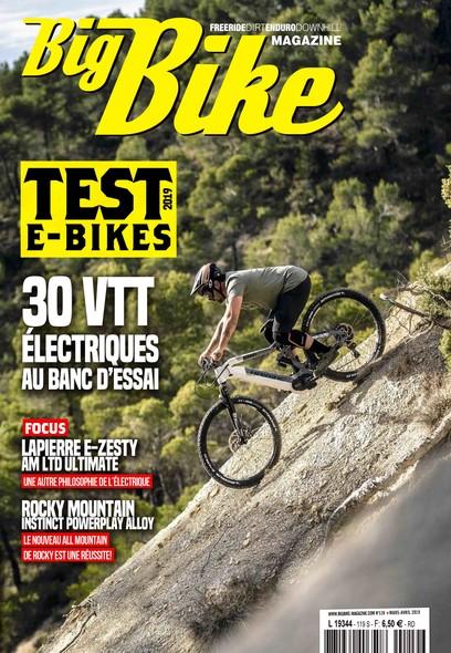 Big Bike - Mars/Avril 2019