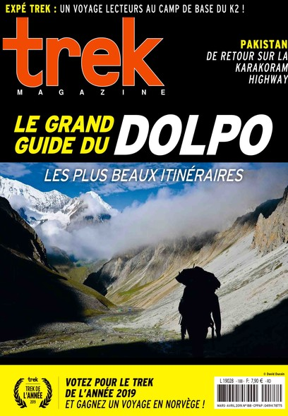 Trek Magazine - Mars/Avril 2019