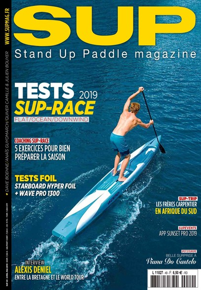 Stand Up Paddle - Avril/Mai 2019
