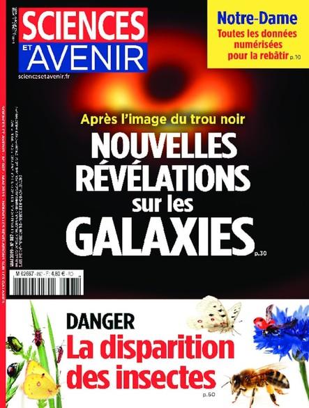 Sciences et Avenir - Mai 2019