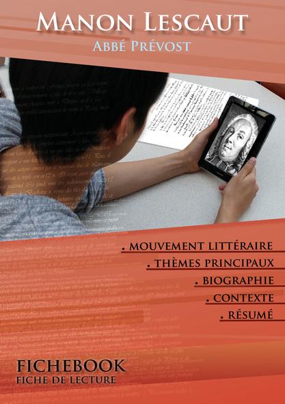Fiche de lecture Manon Lescaut (résumé détaillé et analyse littéraire de référence)