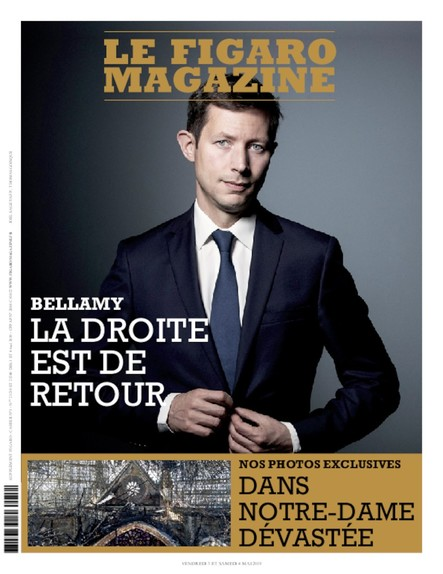 Figaro Magazine : Bellamy, la Droite est de retour