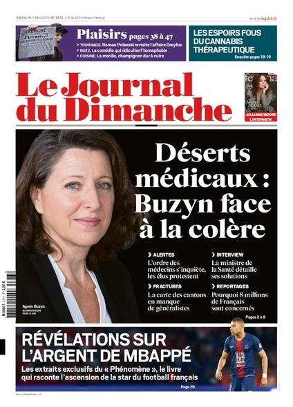 Journal du dimanche - 5 mai 2019