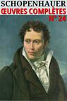 Arthur Schopenhauer : Oeuvres complètes