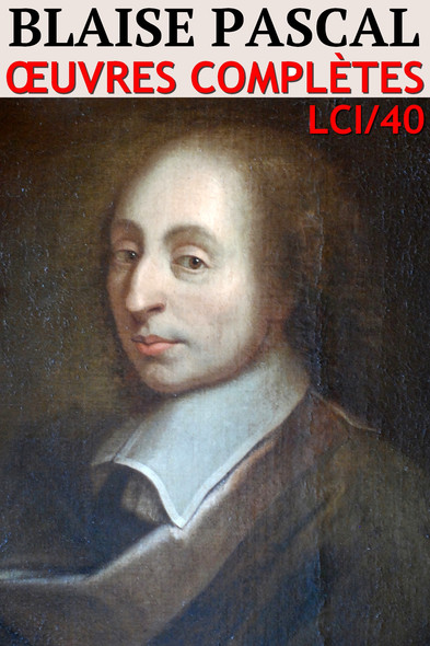 Blaise Pascal : Oeuvres complètes - N° 40