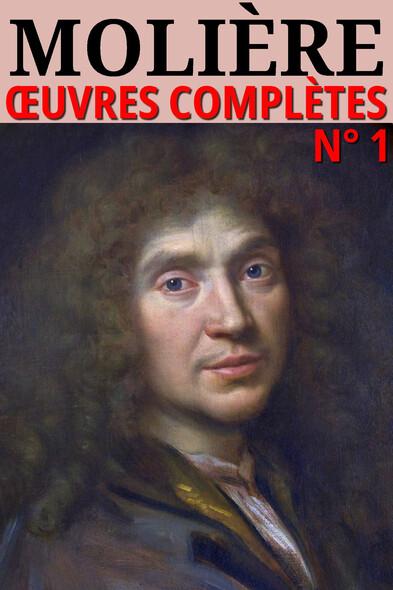 Molière : Oeuvres complètes - N° 1