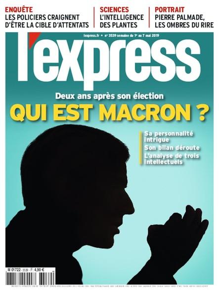 L'Express - Avril 2019 - Où est Macron ?