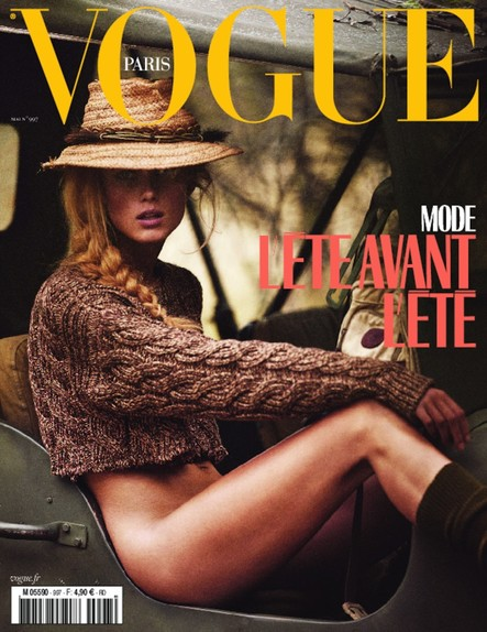 Vogue - Avril 2019