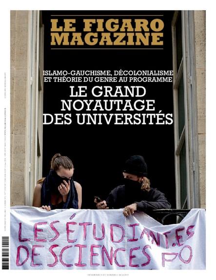 Figaro Magazine : Le grand noyautage des universités