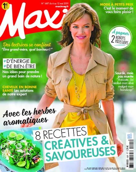 Maxi | Mai 2019 | N°1697