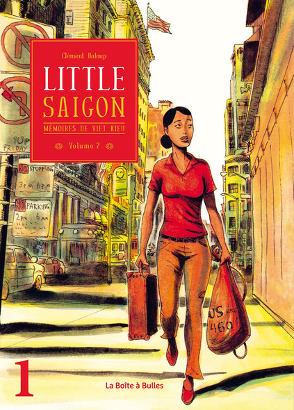 Partie 1 - Little Saigon