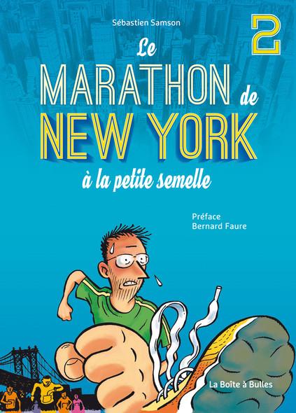 Le Marathon de New York à la petite semelle - 2