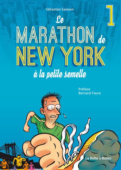 Le Marathon de New York à la petite semelle - 1
