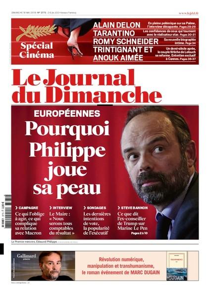 Journal du dimanche - 19 mai 2019