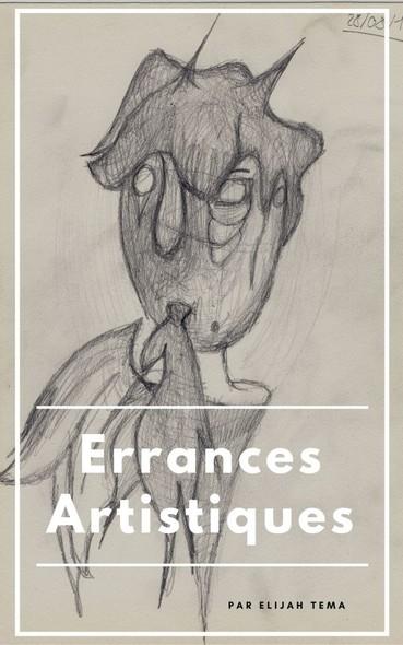 Errances Artistiques : Recueil de Poèmes