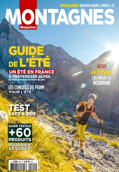 Montagnes Magazine - Juin 2019