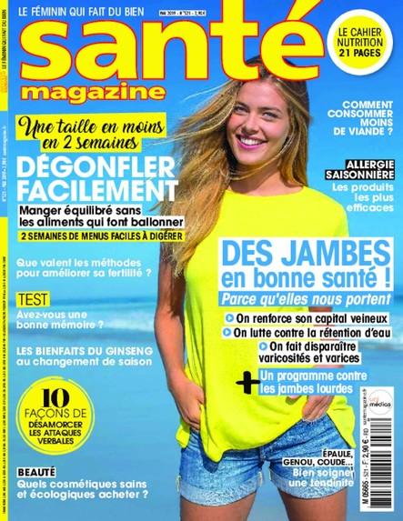 Santé Magazine - Avril 2019