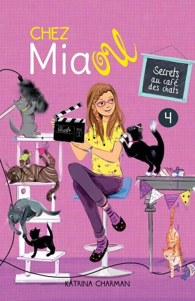 Chez Miaou - Secrets au café des chats