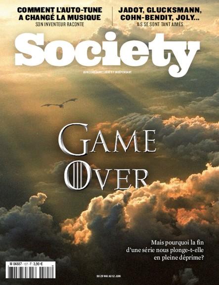 Society - Mai 2019 - N°107
