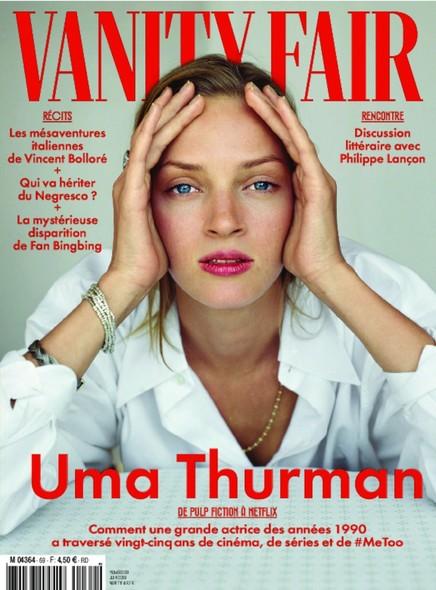 Vanity Fair - Juin 2019