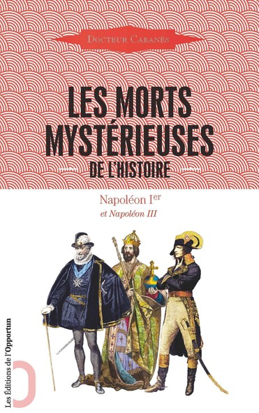 Les Morts mystérieuses de l'Histoire - Napoléon Ier et Napoléon III