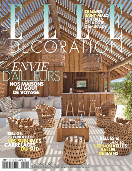 Elle Decoration N°272