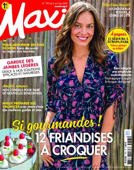 Maxi | Juin 2019 | N°1701