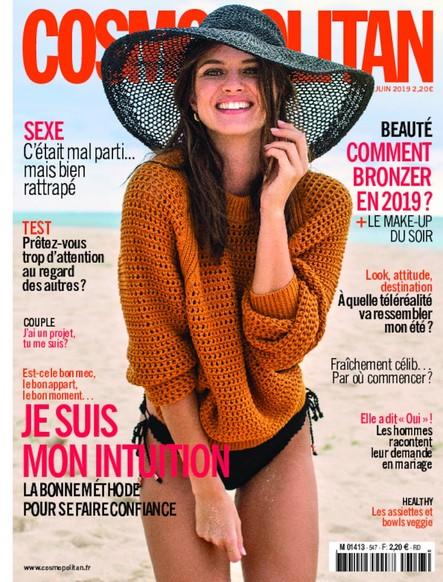 Cosmopolitain - Juin 2019