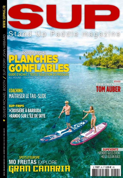 Stand Up Paddle - Juin/Juillet 2019