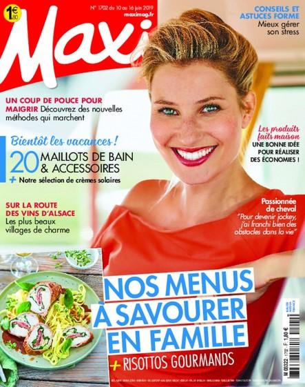 Maxi   Juin 2019   N°1702