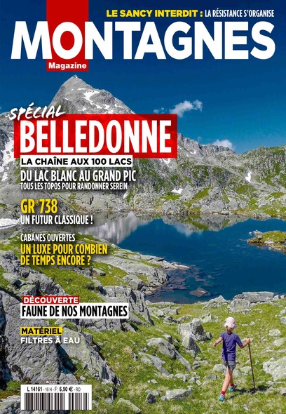 Montagnes Magazine - Juillet 2019