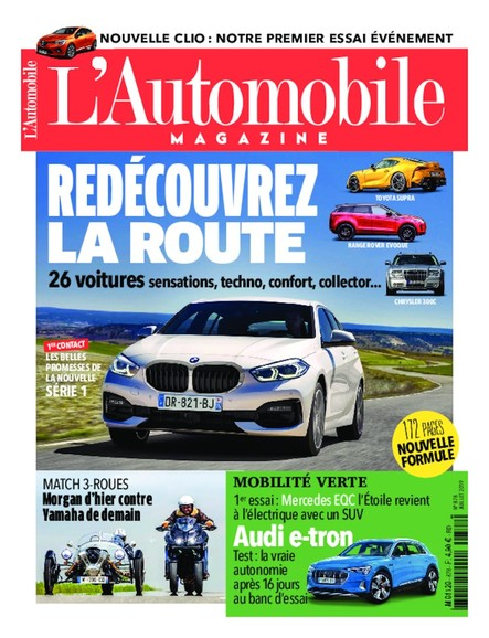 L'Automobile Magazine - Juin 2019