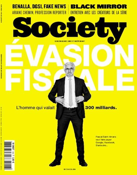 Society - Juin 2019 - N°108