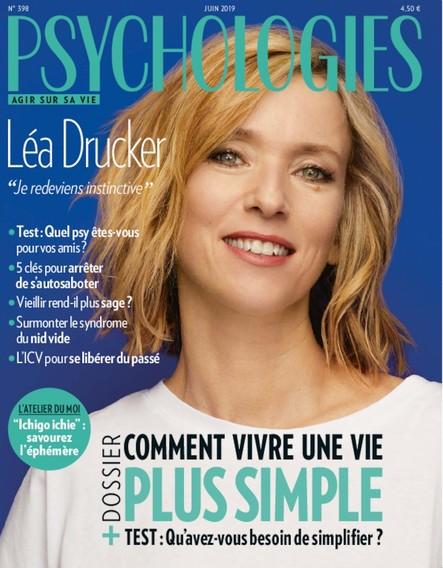 Psychologies Magazine - Mai 2019