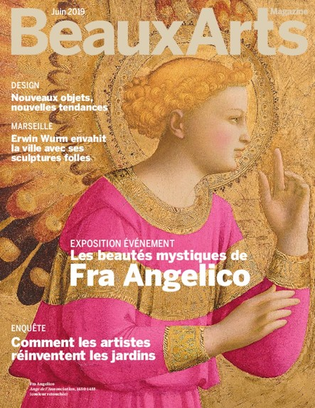 Beaux Arts Magazine - Juin 2019