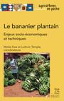 Le bananier plantain : Enjeux socio-économiques et techniques