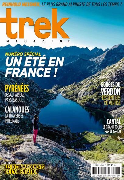 Trek Magazine - Juillet/Août 2019