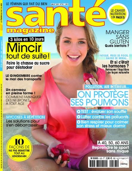 Santé Magazine - Juillet 2019