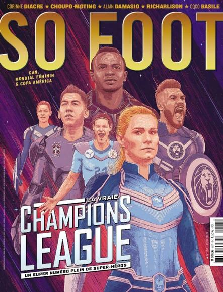 So Foot - 6 juin 2019 - N°167