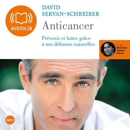 Anticancer : Dédicace et remerciements lus par l'auteur