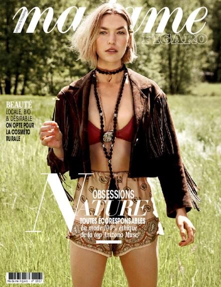 Madame Figaro - Juin 2019 - N°1817