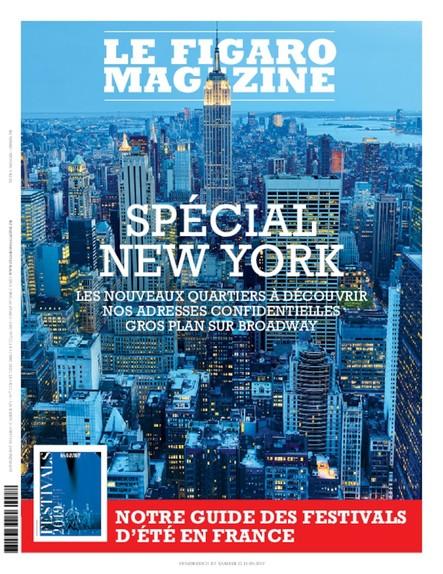 Figaro Magazine - Spécial New York