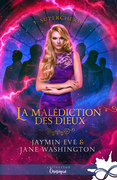 Supercherie : La malédiction des Dieux, T1